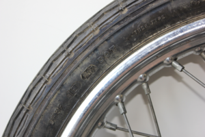 Tyre age code