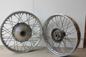 Vintage Ariel Wheels