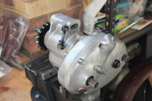 4GMKII gearbox