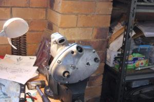 Burman gearbox overhaul