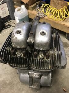 4GMKII Ariel Engine