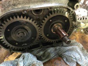 4GMK2 Crankshaft gears
