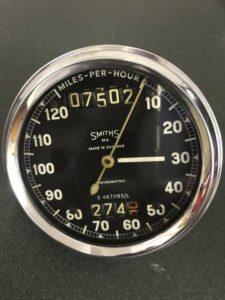 Ariel motorcycle gauges